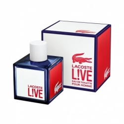 LACOSTE LIVE! EAU DE TOILETTE pour HOMME de Lacoste - 100ML