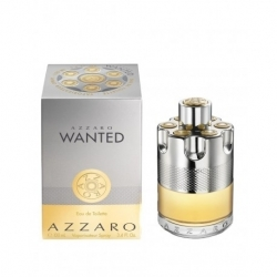 WANTED de AZZARO EAU DE TOILETTE SPRAY POUR HOMME - 100ML