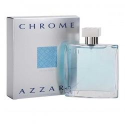 CHROME EAU DE TOILETTE pour HOMME de Azzaro - 100ML