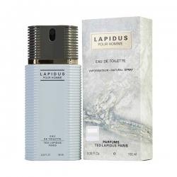 LAPIDUS EAU DE TOILETTE SPRAY pour HOMME de Ted Lapidus - 100ML