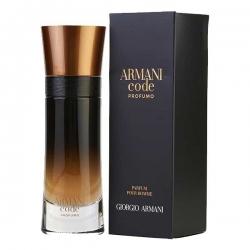ARMANI CODE PROFUMO PARFUM pour HOMME - 110ML