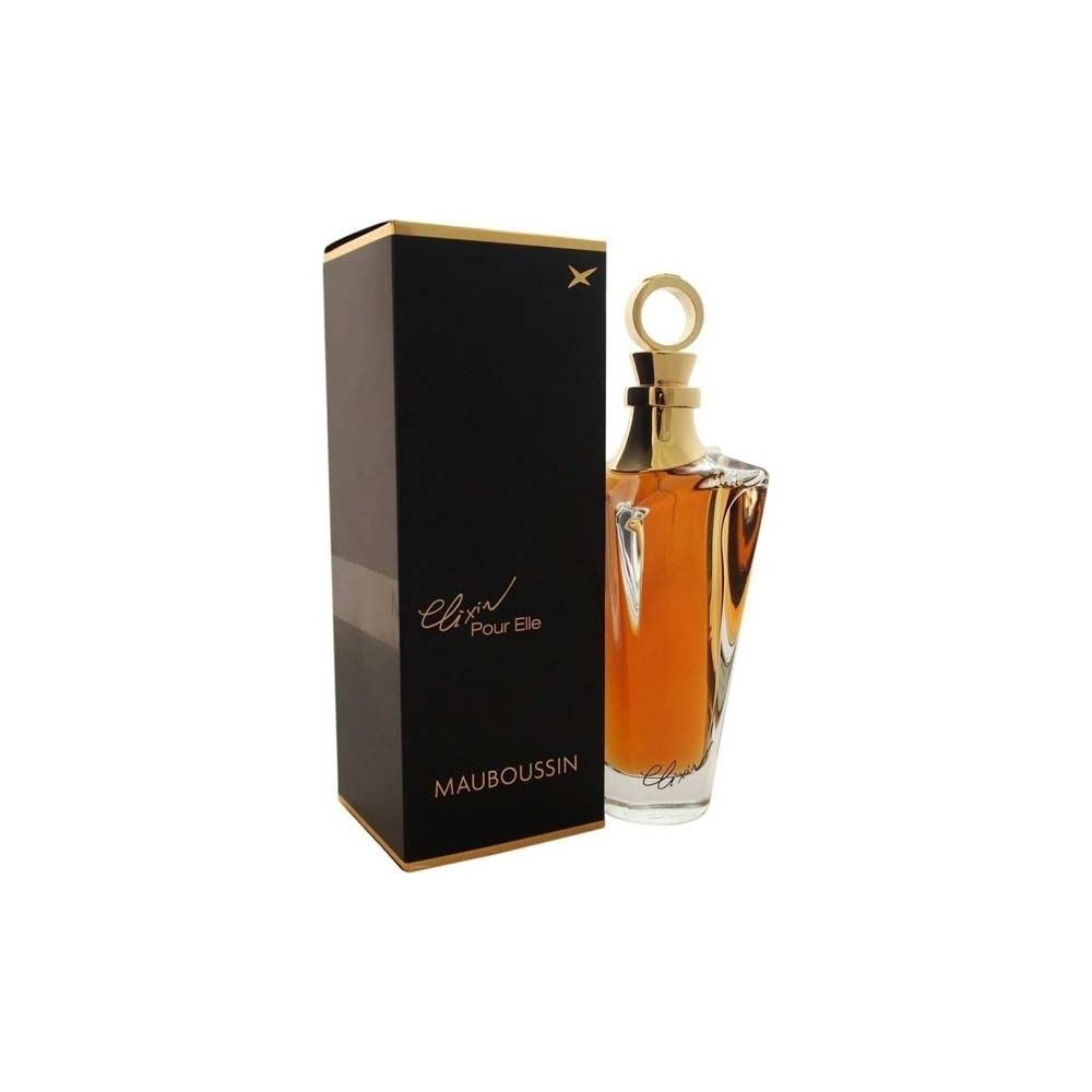 Lelixir Pour Elle Eau De Parfum Par Mauboussin 100ml Afrikdiscount