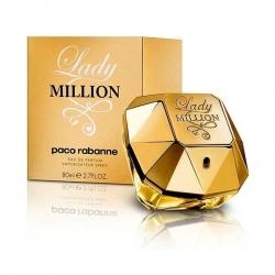 LADY MILLION EAU DE PARFUM pour FEMME de Paco rabanne - 80 ML