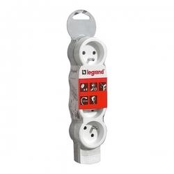 Legrand - LEG50057 - Rallonge Multiprises Standard - sans Câble