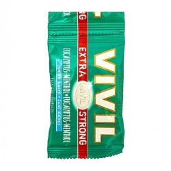 VIVIL 3 Sachets Pastilles Vivil Extra Strong-Sans Sucre