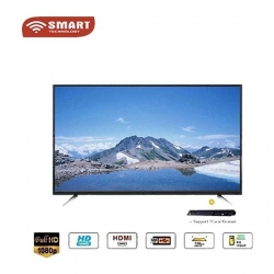 SMART TECHNOLOGY TV LED 32″ – Décodeur Intégré – 3xHDMI/2xUSB/VGA – STT-7732 – Garantie 12 mois