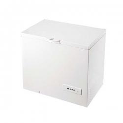 INDESIT Congélateur Horizontal 251 Litres – INDESIT_OS1A250H - A+ / 101 x 91.6 x 69.8 cm - Garantie 12 Mois