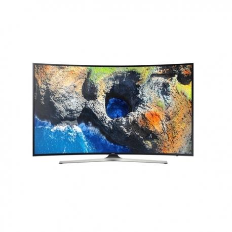 SAMSUNG LED SMART TV 49″ Ultra HD 4K Incurvée – UA49MU7350KXLY