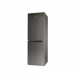INDESIT Réfrigérateur Combiné 270 Litres – INDESIT_LI70FF1X
