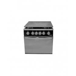 Gazinière STC-9060I – 5 Têtes Inox