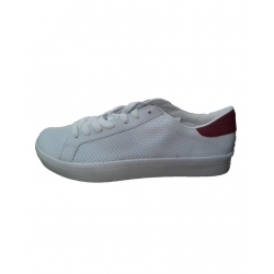 Chaussure Basket Basse Homme - Blanc