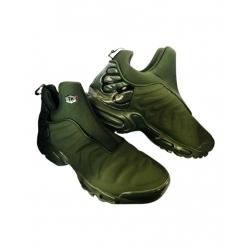 Chaussure Basket Homme Air - Vert