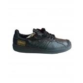 Chaussure Homme Basket Basse Forest Hills 72 – Noir