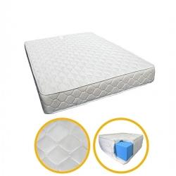 Matelas Orthopédique Confort XL - 3 Places - Ferme - Epaisseur 15 cm