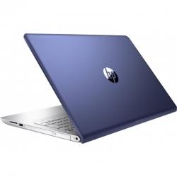 "HP PAVILLON 15,3"" Pc portable - core i3-7100U DUAL 4gb/500 gb W10H6 - 2,4 GHz 2 cœurs - Bleu - Garantie 6 mois"