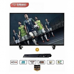 "SMART TECHNOLOGY TV LED 24"" Ultra Slim - STT-9024 - HDMI/USB/TNT - Garantie 12 mois"