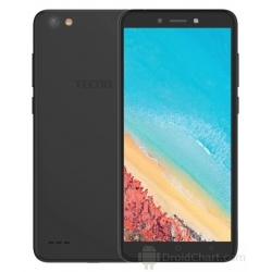 TECNO POP 1 PRO Android OS v7.0 1 GB / 16 GB 5,5 pouces 480 x 960 px