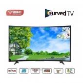 "SMART TECHNOLOGY TV LED STT-9043C ( incurvé ) - 43"" - Avec Décodeur Intégré - FULL HD - Garantie 12 Mois"