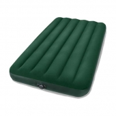 Matelas gonflable Intex 1 Place Vert 66967