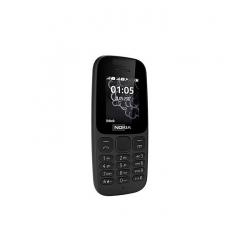 Téléphone Nokia Dual SIM - Design Classique - 1,5 Pouce – Noir