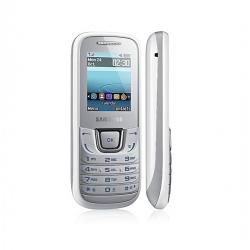 Téléphone Portable SAMSUNG GT-E1282 - Dual Sim - 1.8 Pouces - Radio FM - Torche - BLANC