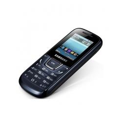 Téléphone Portable SAMSUNG GT-E1282 - Dual Sim - 1.8 Pouces - Radio FM - Torche - NOIR