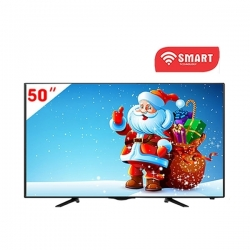 "SMART TECHNOLOGY Smart TV LED 50"" STT-7750S -Wifi"