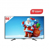 "SMART TECHNOLOGY Smart TV LED 50"" STT-7750S -Wifi"