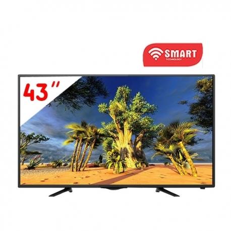 """SMART TECHNOLOGY Smart TV LED 43""""- STT-7743S - GARANTIE 12 MOIS"""