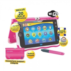 TABLETTE STORIO MAX XL ROSE 3 - 11 ans