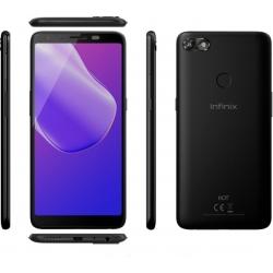 """Infinix Hot 6 X606 – Smartphone - Empreinte digitale – 5.9"""" – 16 GB / 2 GB – 13 + 5 Mpx – 4000 mAh"""