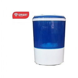 SMART TECHNOLOGY Machine à Laver Semi Automatique STML-312B - 3 Kg - Bleu-Blanc