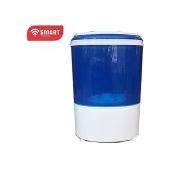 SMART TECHNOLOGY Machine à Laver Semi Automatique STML-312B - 3 Kg - Bleu-Blanc