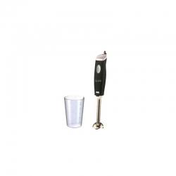 iLUX Mixeur Plongeant LX-502HB - Bol De 1L - 400 W - 2 Vitesses - Noir