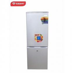 Réfrigérateur Combiné- smart technology- 136 Litres - Classe A+ - Gris