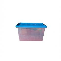 Boite De Rangement Grande Capacité 9L - Boite Transparente - Plastique - TAJPLAST
