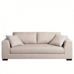 Canapé Breza 2 places + 2 coussins - classe et confort - sur commande