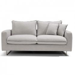 Canapé LOB 2 places + 2 coussins - Super Confort - Sur commande