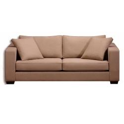 Canapé NEVAPE 2 places + 2 coussins - confort - sur commande