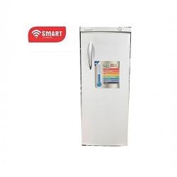 SMART TECHNOLOGY Congélateur Vertical 5 Tiroirs - STCD-321P - 250 Litres - 12 Mois Garantie - Blanc