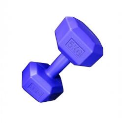 Poids De Musculation Terminator 5 Kg - Bleu - TAJPLAST