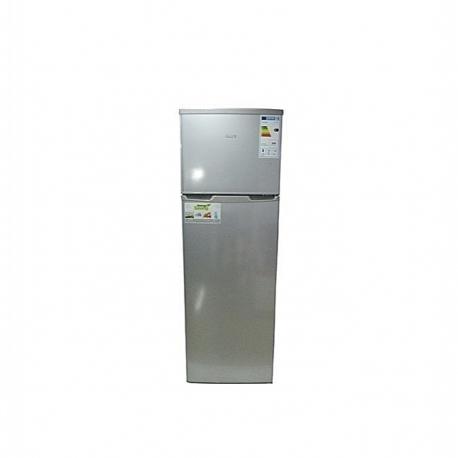 iLUX Réfrigérateur HX-300TM - 2 Battants - 270 Litres - Gris - 6 Mois Garantie