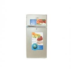 iLUX Réfrigérateur 2 Battants - 105 L - ILR105 - Gris - Garantie 6 Mois