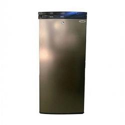 iLUX Congélateur Vertical LU-152 - Inox - 195 Litres - 6 Tiroirs - Garantie 6 Mois