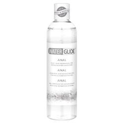 Gel lubrifiant Waterglide Anal pour pénétration anale et sex toys, lubrification longue durée, 300ml
