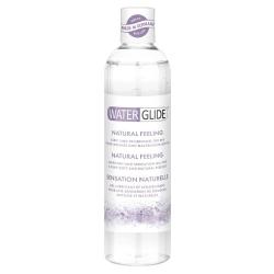 Gel lubrifiant Waterglide Natural Feeling, sensation soyeuse et lubrification longue durée, 300ml