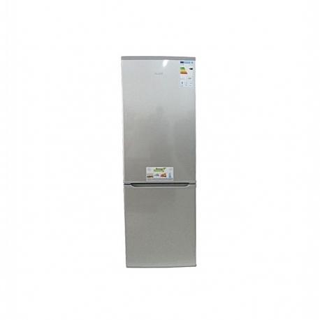 iLUX Réfrigérateur Combiné HX-350BM - 3 Tiroirs - 306 Litres - Gris - Garantie 6 Mois