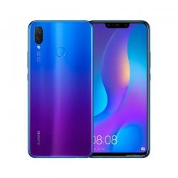 """Huawei nova 3i - Smartphone - 4G - Dual SIM - 6.3"""" - 6Go/128Go - 24MP+2MP - Empreinte digitale - Garantie 12 mois"""
