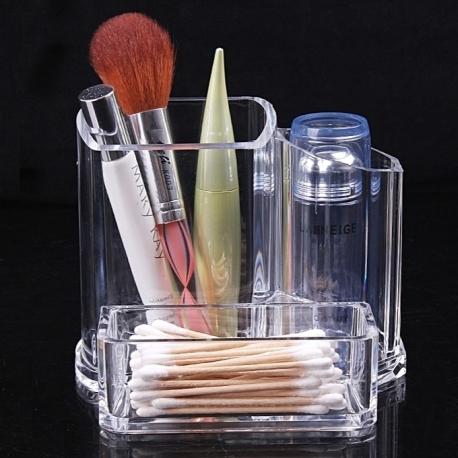 Organiseur Makeup - Accessoires Cosmetiques En Verre