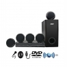 Smart Technology - Home Cinéma - STH-5533 - Karaoké - USB / HDMI / Bluetooth - Noir